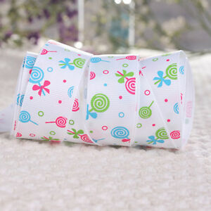 Wholesale-1-25mm-Colorful-Grosgrain-Ribbon-hair-Bow-2-Yards-10-Yards