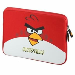 """high quality 7 inch Angry Bird / paul frank Universal Soft Cloth Case Bag for 7"""" Tablet PC"""