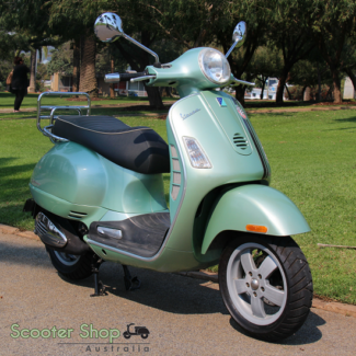 VESPA GT 200 BIG CHASSIS! 0% FINANCE AVAILABLE! RIDE AWAY TODAY!