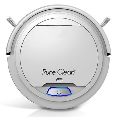 Pyle PUCRC25 Pure Clean Smart Vacuum Cleaner - Automatic Robot Cleaning Vacuum
