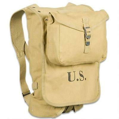 WW2 Reproduction M1928 Knapsack Pack, used for sale  Shipping to Canada