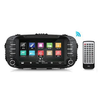 2014 / 2015 Kia Soul Factory OEM Replacement Stereo Receiver - Plug-and-Play