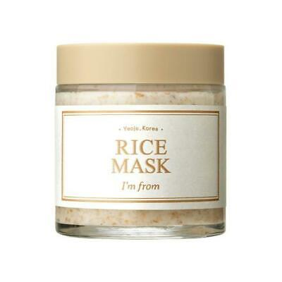 I'm From Rice Mask Excellent Moisturizing To Face Korea's Best Selling Product
