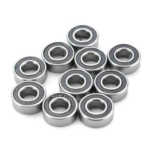 10st 5x11x4mm Kogellagers Rubber Shield Bearings Voor Tra...