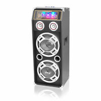 Pyle Disco Jam 1000W 2-Way Bluetooth Speaker System (NEW) $259