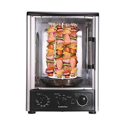 Nutri-Chef PKRT97 Multi-Function Vertical Oven with Bake, Rotisserie & Roast
