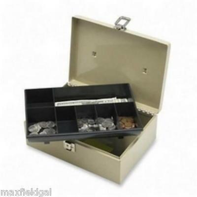 New Sparco Cash Box Wcoin Tray Insert Wwarranty