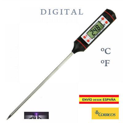 Termometro Digital de Cocina.
