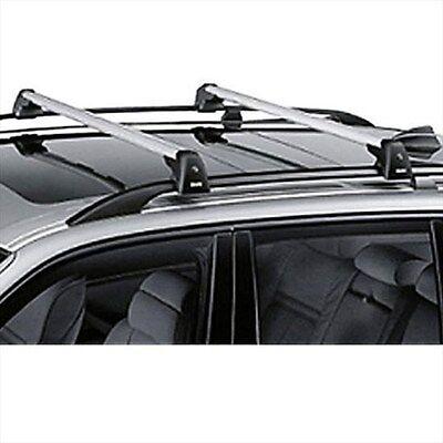 BMW OEM 2014-2017 F15 X5 35dX 35iX Base Support System Roof Rack 82712232293