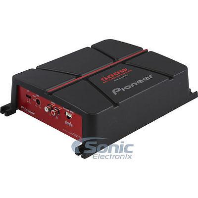 Pioneer 500W 2 Channel A Series Class Ab Car Amplifier   Gm A3702