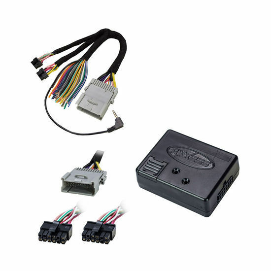 Axxess AX-GMCL2 Radio Replacement Interface for Select 2000-13 GM