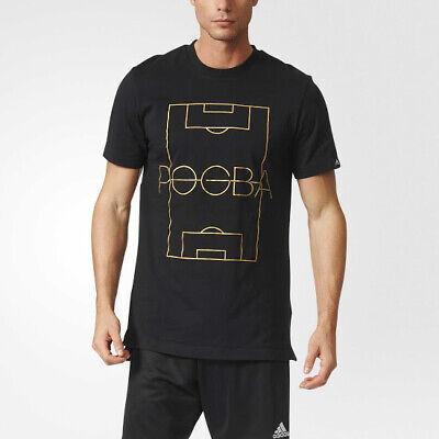 IN HAND adidas Paul Pogba Tango Graphic Jersey Paris T Shirt Ltd Edition small