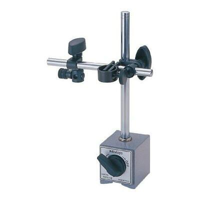 Mitutoyo 7011bn Magnetic Base Stand With 6 Adjustable Rod Universal Clamp