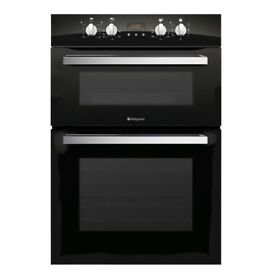 Hotpoint Double Oven DCL 08 CB DXB 83K
