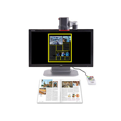 Govision Pro 24 Lcd Auto Focus Portable Electronic Video Magnifier - Hims
