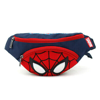 MARVEL Spider Man Face Hipsack Waist Pack Bag