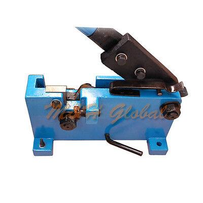 Manual Hand Shear Rebar Flat Square Rod Steel Metal Cutting Cutter 28 Mm 1.10
