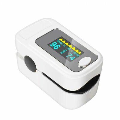 Usa Fda Ce Certified Finger Pulse Oximeter Blood Oxygen Meter Pulse Rate Monitor