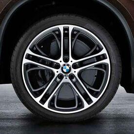 """BMW X5 21"""" GENUINE M PERFORMANCE ALLOYS"""