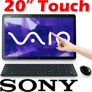 Sony VAIO Tap 20 All in One Desktop PC 20