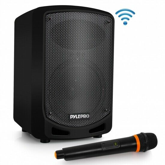Portable Bluetooth PA Speaker System - Indoor Outdoor Karaok