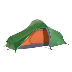 Vango Banshee Pro 200 Pamir Green 2-Personen-Zelt Trekkingzelt Tunnelzelt 2,4 kg