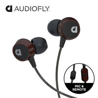 Audiofly 56 Series headphones with Microphone