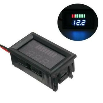 2S 3S 4S Lipo Battery Power Tester Indicatordisplay