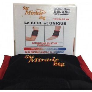 Sac Miracle Poignet-Cheville / Wrist-Ankle Pain Miracle Bag