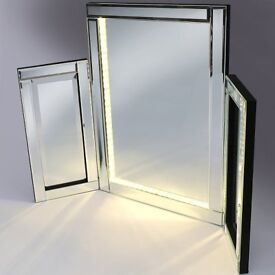 Venezuel Vanity Mirror With LED Lights