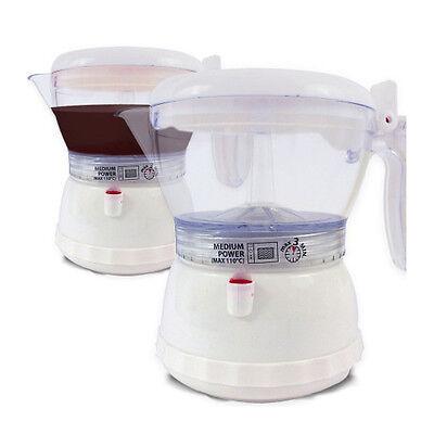 Cafetera Microondas Individual Lavable 1-2 Taza Filtro Reutilizable Café en 3min