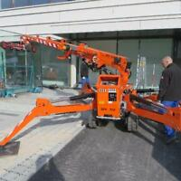 Jekko mini crane for rent (Pitt Meadows