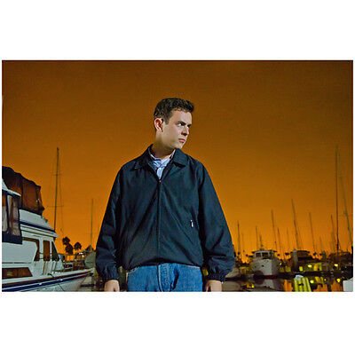 Dexter Colin Hanks as Travis Marshall on dock 8 x 10 Inch Photo