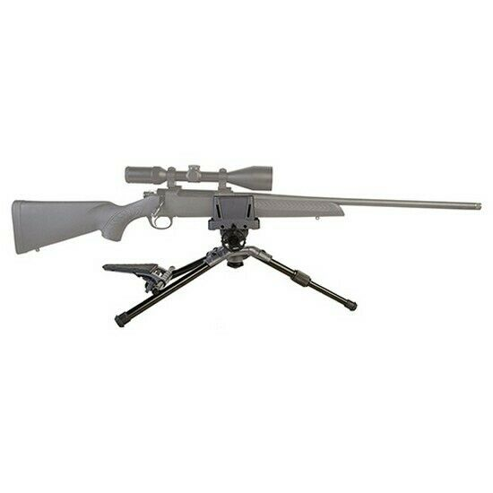 Caldwell 821400 Black Heavy Duty Steel  9.3oz Precision Turret Shooting Rest