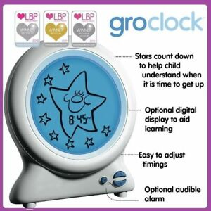 Used Groclock with manual.