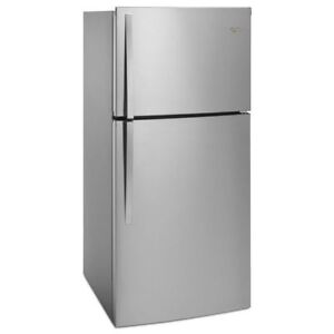 Whirlpool® 30-inch Wide Top-Freezer Refrigerator - EZ Connect