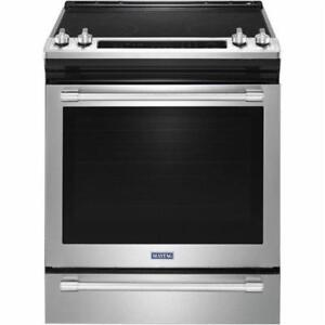 105- NEUF - Cuisinière MAYTAG  Stove Oven  - NEW