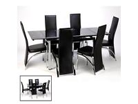 Sarah Extending Dining Table Only