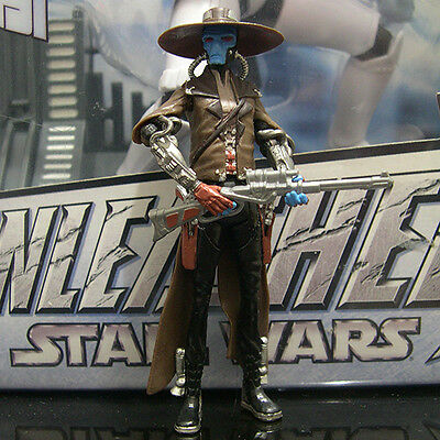 STAR WARS the clone wars CAD BANE bounty hunter CW22