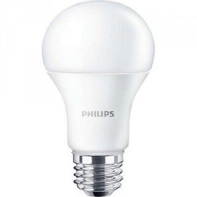 SET da 10 lampadine led Philips 10W luce fredda corrisponde a 75W attacco E27