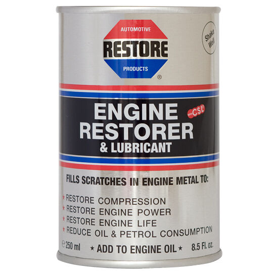 BLUE SMOKE on Acceleration? Your engine needs AMETECH RESTORE ENGINE RESTORER