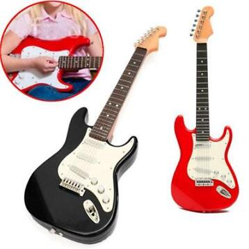 Practice Simulation Electric 6 String Guitar Gift Toys fo...