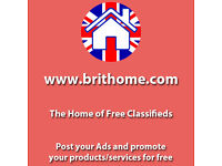 BritHome - The Home of Free Classifieds