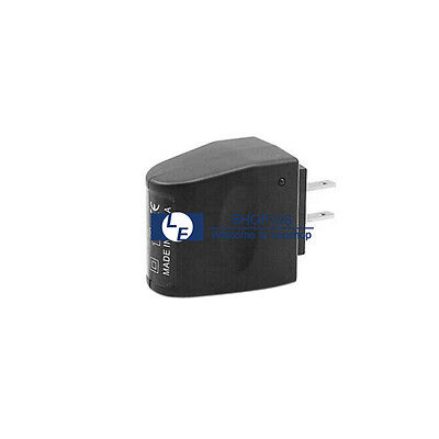New AC to DC Wall Outlet 110V AC to 12V DC Socket Adapter Car Cigarette