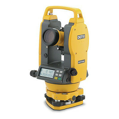 Cstberger 56-dgt10 5 Digital Transit Theodolite From Authorized Dealer