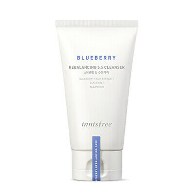 [INNISFREE] Blueberry Rebalancing 5.5 Cleanser 100ml