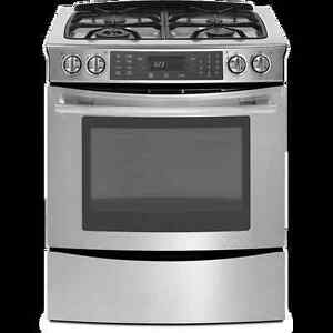 Looking for used parts for my Jenn Air gas stove / range