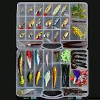 Hengelsport Crankbait Popper Minnow lepel Soft Lure Aas h...