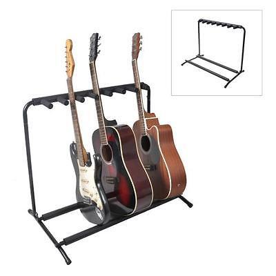NEW Pyle PGST43 Guitar Stand  Multi-Instrument Floorstand Guitar Rack Holder