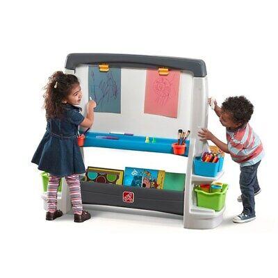Step2 Jumbo Art Easel  - Kids Large Easel and Chalkboard  ()